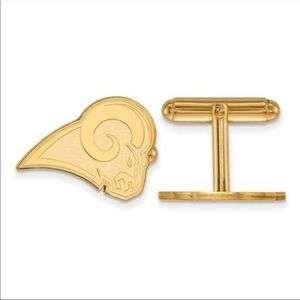 Other - Rams Cuff Links